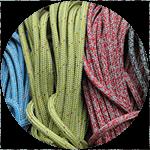 Tauwerk - dyneema - stirotex - polyester