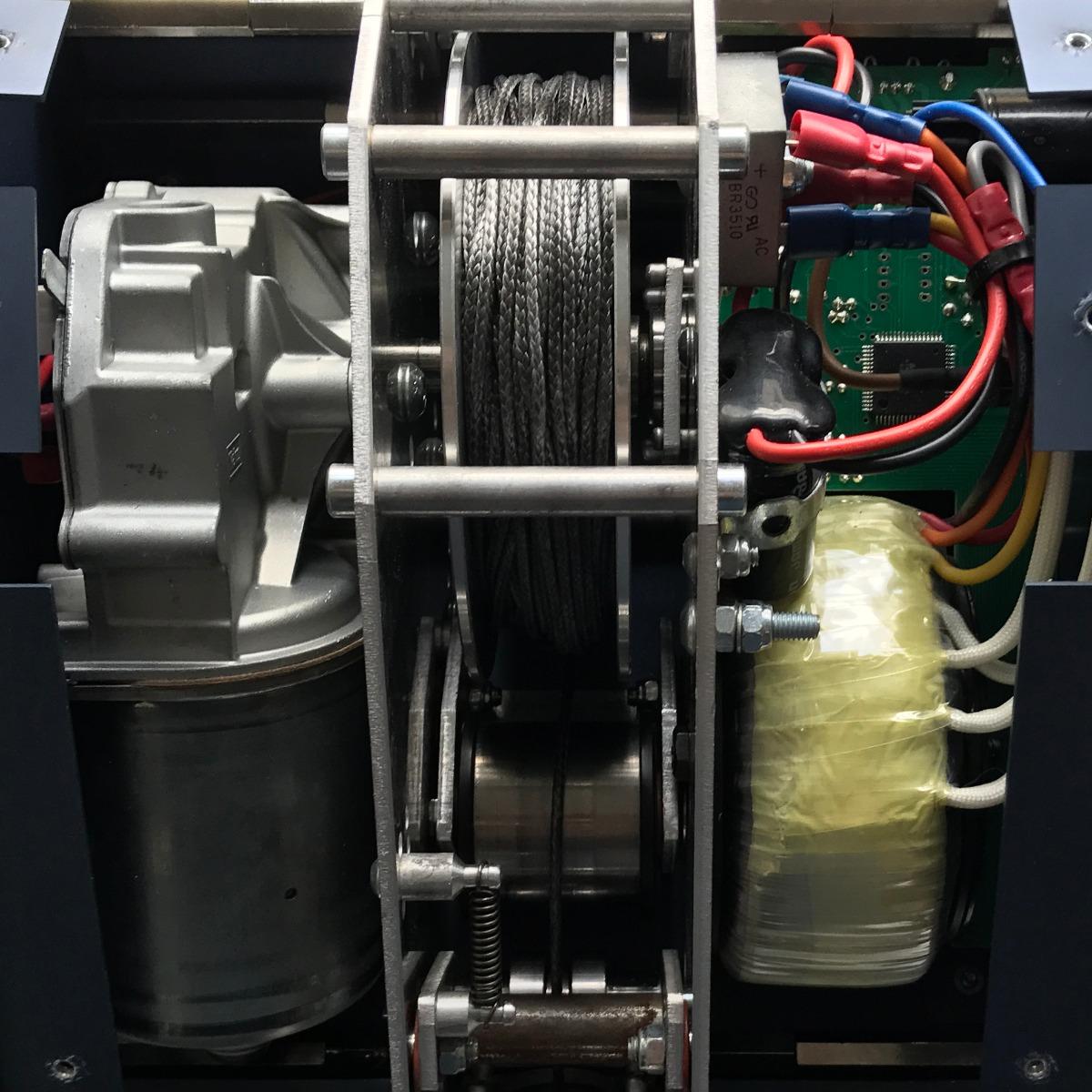 Seile für die Industrie: Dyneema Seile