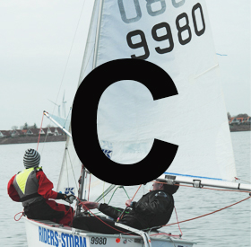 Cadet boat ropes