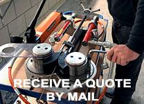 Erhalten Sie ein Angebot per E-Mail