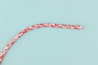 Einfach geflochtenes Seil - Hohlgeflecht (nur Mantel)
