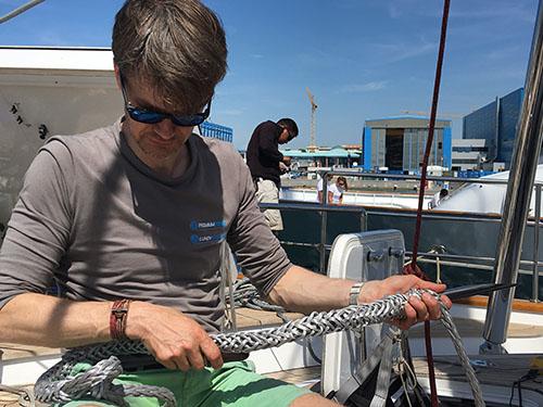 Superyacht-Riggingservice