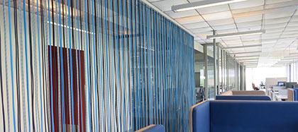 Architektur: einfallsreiche Lösungen mit Seilen und Stahldrahtseil